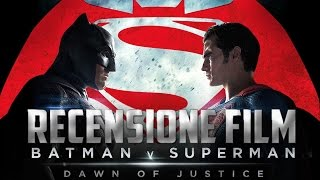 BATMAN V SUPERMAN: DAWN OF JUSTICE (SPOILER INSIDE)