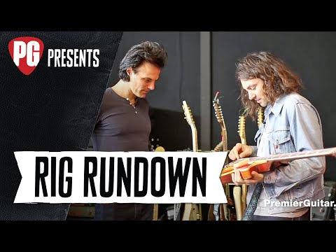 Rig Rundown - The War On Drugs Adam Granduciel