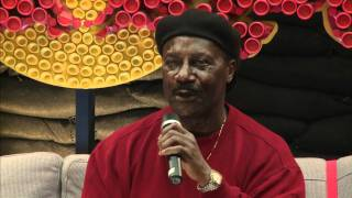 Gyedu-Blay Ambolley tells the folk tale of Kwaku Ananse