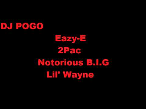 My Life Remix Ft EazyE 2Pac Notorious BIG and Lil Wayne