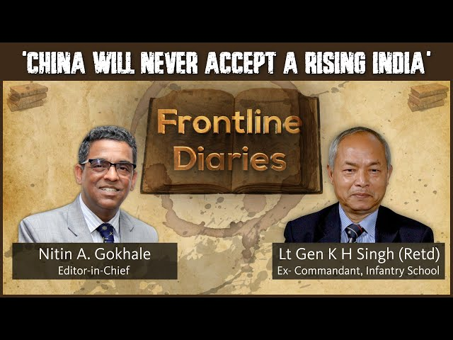 'China Will Never Accept a Rising India'