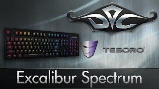 tESORO Excalibur Spectrum. Всеми цветами радуги