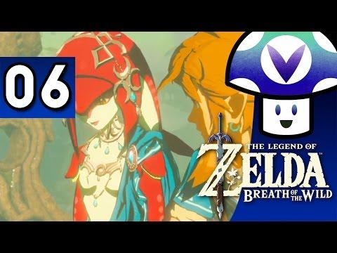 [Vinesauce] Vinny - Zelda: Breath of the Wild (part 6)