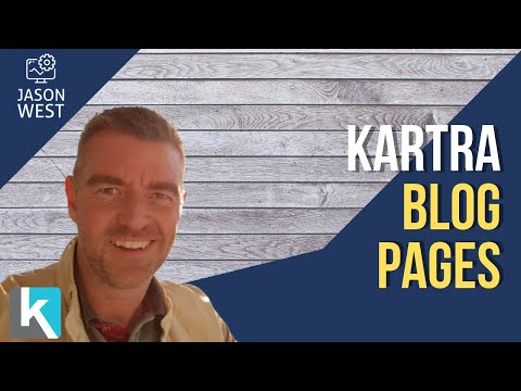 Kartra Blog Pages Explained