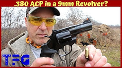 Will .380 ACP Work in a 9mm Revolver? - TheFirearmGuy