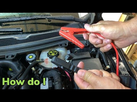 how-to-jump-start-a-car-by-yourself
