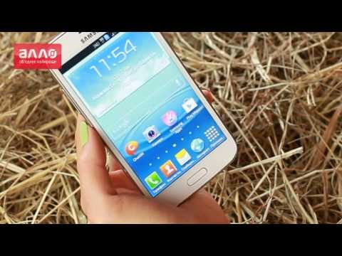 Видео-обзор смартфона Samsung Galaxy Win
