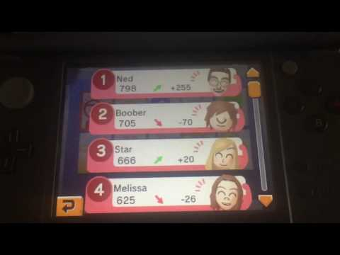 Tomodachi Life: Traveler Ranking finally unlocked!