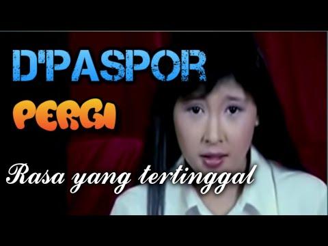 D'Paspor  Jangan pergi + lirik