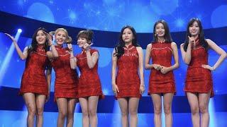 티아라 Day by Day(데이바이데이) 7인조➝4인조 파트개편 전후 비교
