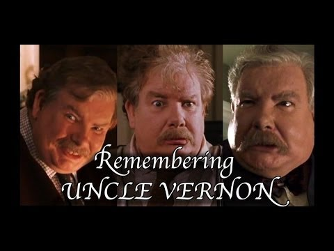 Remembering Uncle Vernon, July 31 1947 - March 28 2013