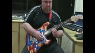 Rock Ballad Eletric Guitar Solo