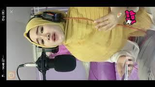 Bigo live(1) Cewek BerHijab + Cantik Cover lagu KEMESRAAN by:Iwan fals