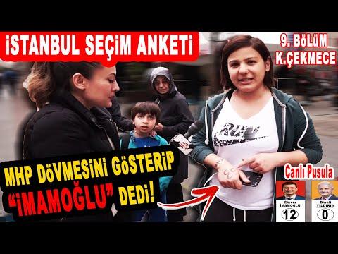 AKP'den CHP'ye Geçen Küçükçekmece'de İmamoğlu Rüzgarı! İstanbul Seçi