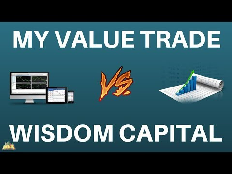 My Value Trade Vs Wisdom Capital - Detailed Comparison of Stock Brokers