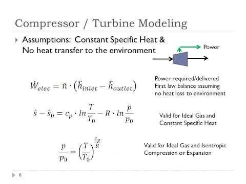 Siefert Lecture#7  Compressors, Turbines & Ejectors