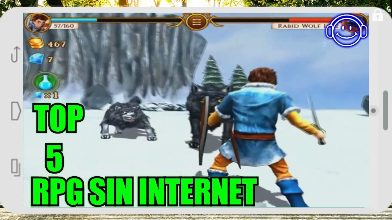 Top 5 Juegos Rpg Offline Sin Internet Para Android Jeuxgamer