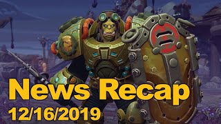 MMOs.com Weekly News Recap #225 December 16, 2019