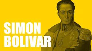 Simon Bolivar Biography