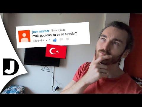 🇹🇷 Comment je suis arrivé en Turquie et pourquoi j'y vis ❓