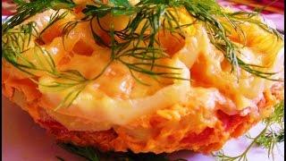 Вкусно - Пирог из Кабачков и Фарша, Рецепты с Кабачками