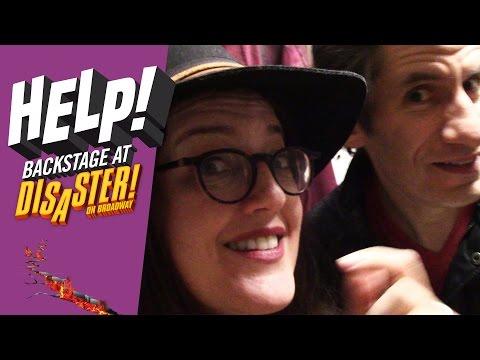 Episode 2  Help!: Backstage at Broadway's DISASTER! with Jennifer Simard