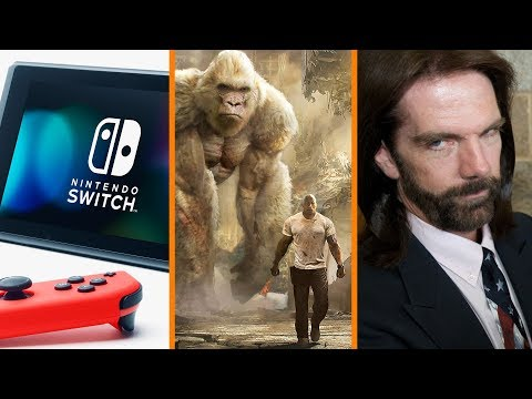 Hacker FIXES Nintendo Switch Save Backups + Rampage Worth Watching? + King of Kong Star CHEATED