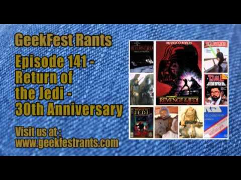 Episode 141 - Return of the Jedi - 30th Anniversary