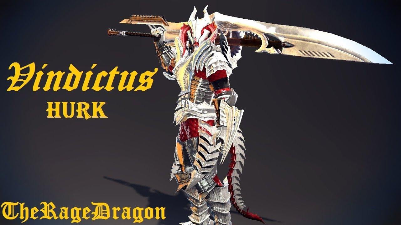 Golden Knight Set Vindictus | Hot Trending Now