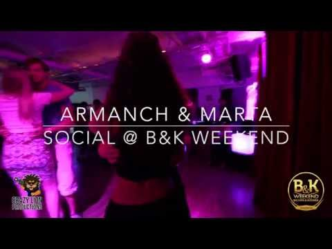 Armanch & Marta - Social @B&K Weeekend Stockholm