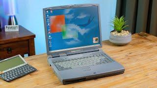 Restoring An Old Windows 2000 Laptop!