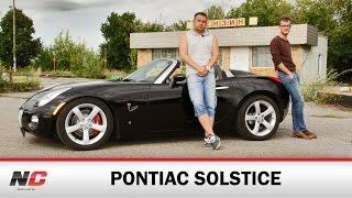 Pontiac Solstice / тест-драйв / Nice-Car.Ru
