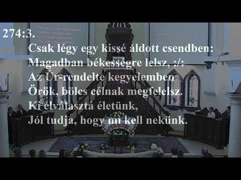 NyVREk  Istentisztelet 2021.07.11. 10:30
