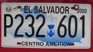 Central America - Közép Amerika (2004)