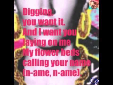 Kat Dahlia -My garden lyrics .