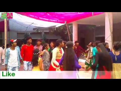 Tere liye jiyenge   nagpuri  sailo dance 2017   