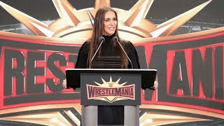 Stephanie McMahon honors WWE