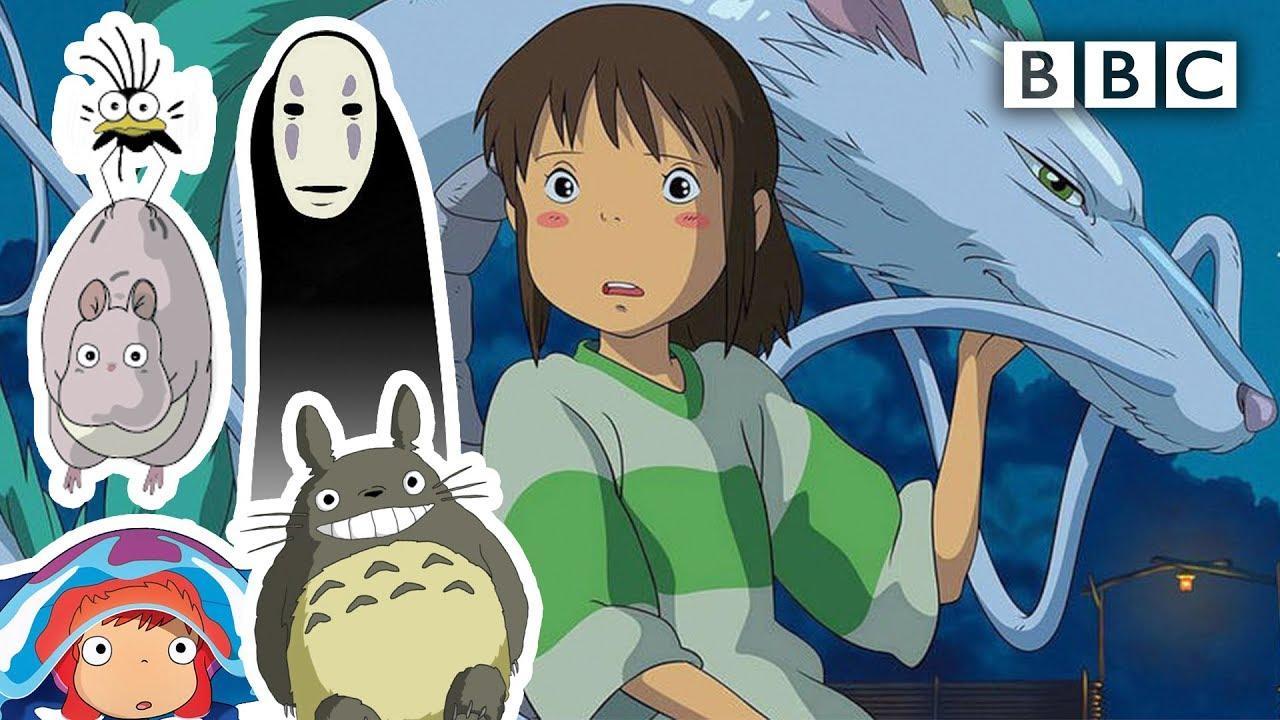 Why Studio Ghibli films have that extra magic | Inside Cinema - BBC