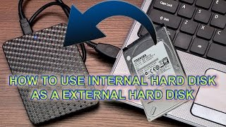 How To Make An External Hard Drive at Home