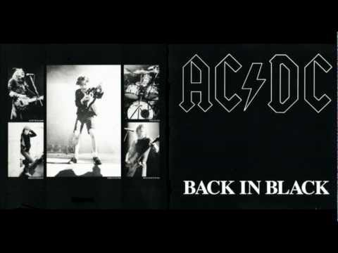ACDC - Back in Black HQ Audio
