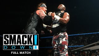 FULL MATCH - The Rock & The Undertaker vs. The Dudley Boyz – Tables Match: SmackDown, Sept. 14, 2000