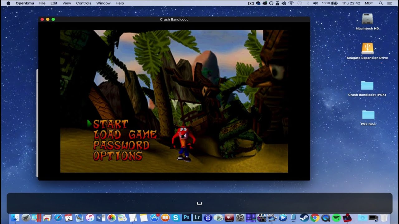 download ps1 games on mac