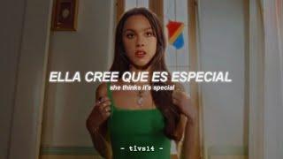 Olivia Rodrigo - deja vu (Official Video)    Sub. Español + Lyrics