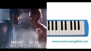 Melodika Eğitimi - Feride Hilal Akın ve İlyas Yalçıntaş - Şehrin Yolu Melodika Video