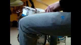perkusja samick 16,8,10,12, snare 12