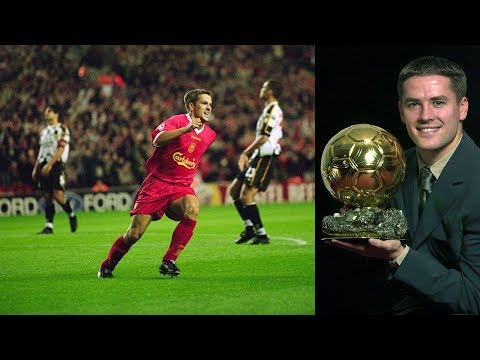 How did Michael Owen manage to win the Ballon d'Or at 22 years old? - Oh My Goal