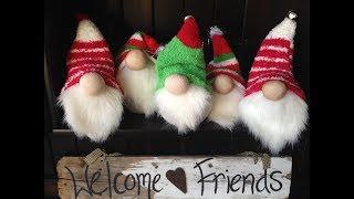 Sher's sock Gnomes tutorial! 💗