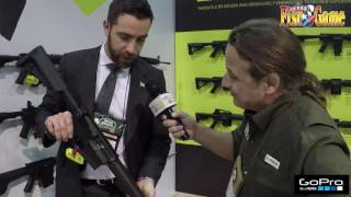 Remington -  R-25 GII Rifle - 2017 SHOT Show | fishgamevideo