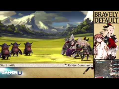 Bravely Default - Easy Money