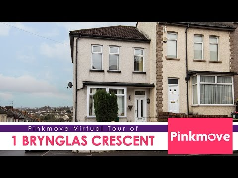Pinkmove Virtual Tour of 1 Brynglas Crescent